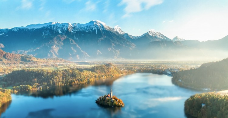 Insule aproape necunoscute din Romania